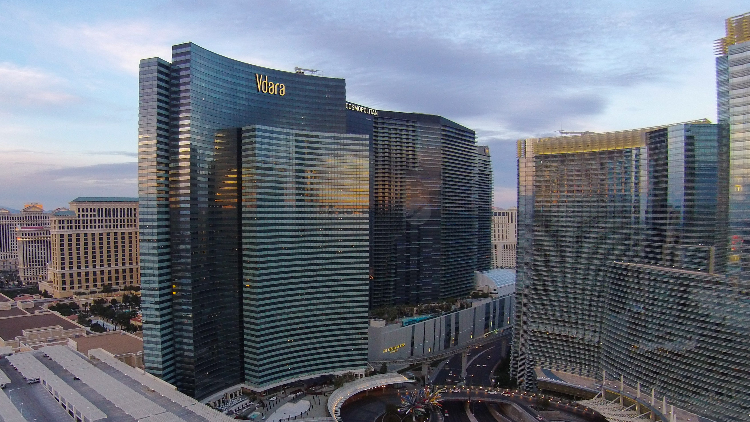 Vdara Strip Luxury Condos